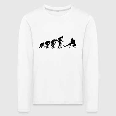 BREAKDANCE EVOLUTION - Kinderen Premium shirt met lange mouwen