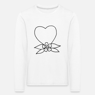 Tradition Heart traditional - Kids' Premium Longsleeve Shirt