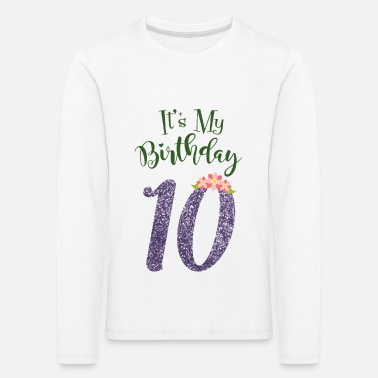 Suchbegriff Geburtstagskuchen Langarmshirts Online Bestellen