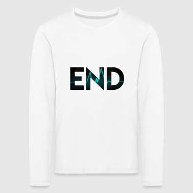 End End - Kids' Premium Longsleeve Shirt