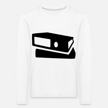 Folder File folder - Kids' Premium Longsleeve Shirt