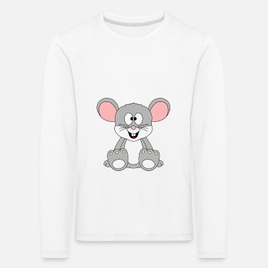 Little Mouse Mouse - Kids' Premium Longsleeve Shirt