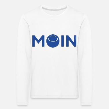 SmileyWorld Moin - Kids' Premium Longsleeve Shirt