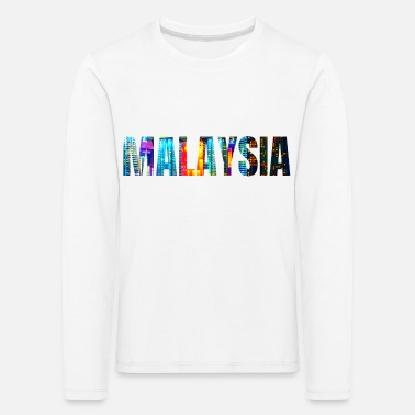Malaysia Country Asia - Kids' Premium Longsleeve Shirt