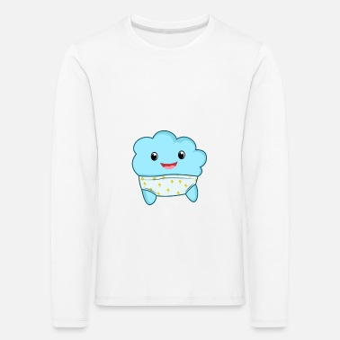 Happiness Underwear Thunder storms underwear - Kids' Premium Longsleeve Shirt