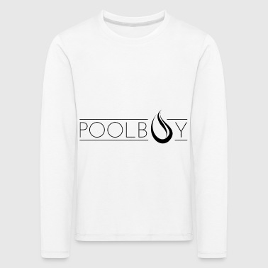 Pool Poolboy Pool Pool - T-shirt manches longues Premium Enfant