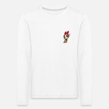 Powerpuff Girls Blossom Small - Kids' Premium Longsleeve Shirt