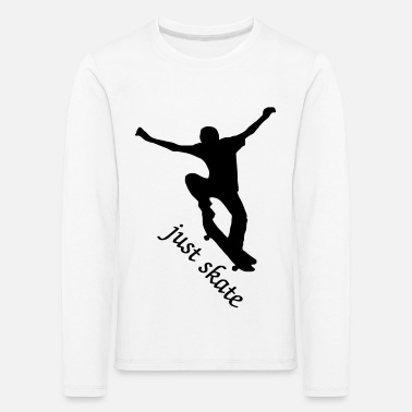 just_skate - Kids' Premium Longsleeve Shirt