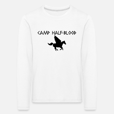Blood Camp Graphic - Kids' Premium Longsleeve Shirt
