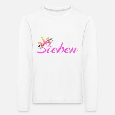 Unicorner 9th birthday - Kids' Premium Longsleeve Shirt