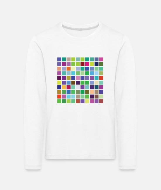 Design Long-Sleeved Shirts - large colour pallet many colours! - Kids' Premium Longsleeve Shirt white