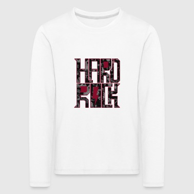 Hard rock - Kids' Premium Longsleeve Shirt