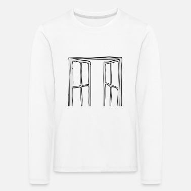 Windows Window - Kids' Premium Longsleeve Shirt