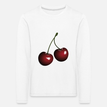 Cherries for sweetness and sour - Kids' Premium Longsleeve Shirt