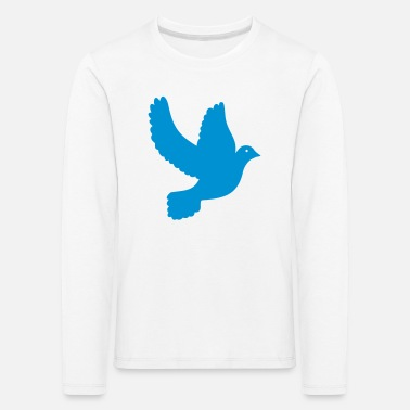 Dove Of Peace Dove - Kids' Premium Longsleeve Shirt