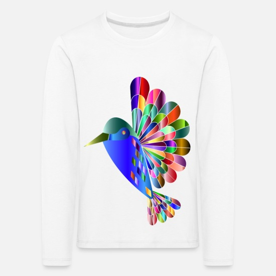 Gift Idea Long sleeve shirts - bird - Kids' Premium Longsleeve Shirt white