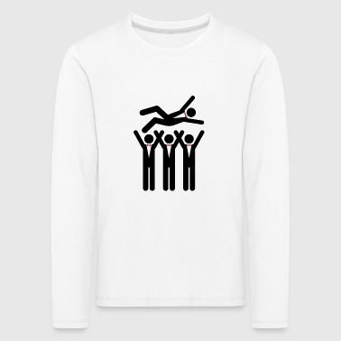 A Stag Party - Kids' Premium Longsleeve Shirt