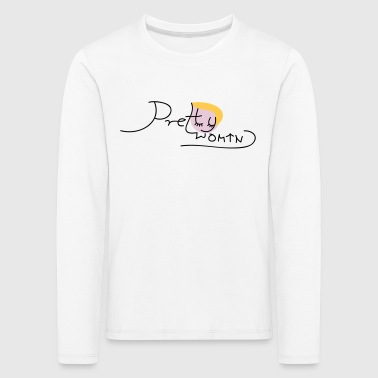 pretty - Kids' Premium Longsleeve Shirt