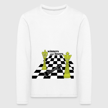 winners and losers - Kids' Premium Longsleeve Shirt
