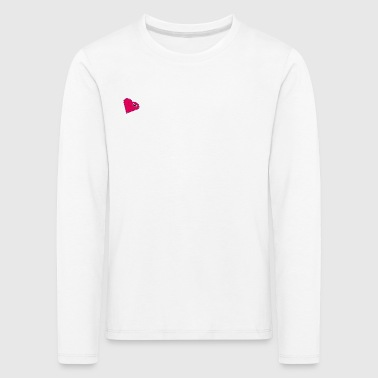 Heart love - Kids' Premium Longsleeve Shirt