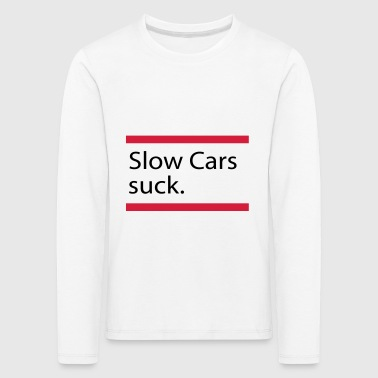 2541614 125408996 car - Kids' Premium Longsleeve Shirt