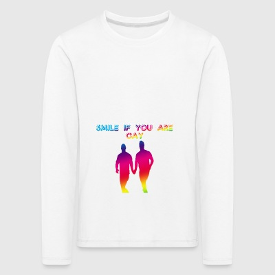 Gay1 - Kids' Premium Longsleeve Shirt