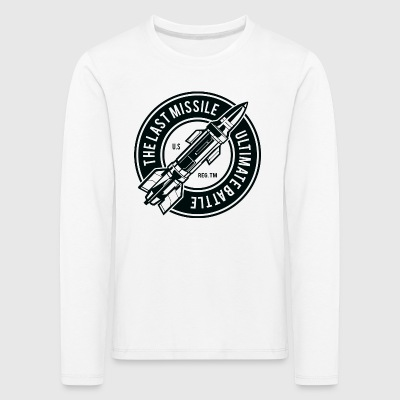 The Last Missile - Kids' Premium Longsleeve Shirt