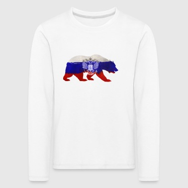 Russian bear - Kids' Premium Longsleeve Shirt