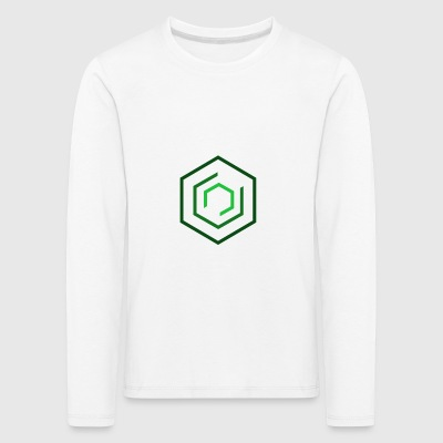 polygon - Kids' Premium Longsleeve Shirt