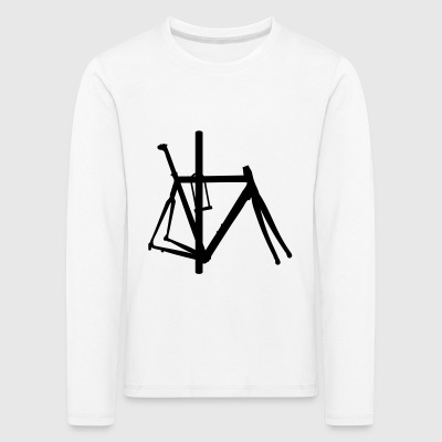 Bicycle frame 2 - Kids' Premium Longsleeve Shirt