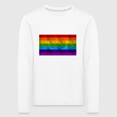 Rainbow flag - Kids' Premium Longsleeve Shirt