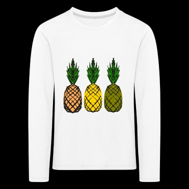 pineapple - Kids' Premium Longsleeve Shirt