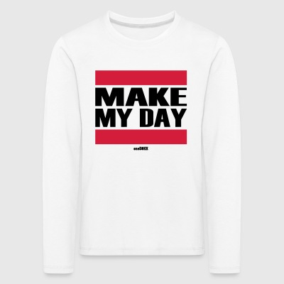 Make my day - Kids' Premium Longsleeve Shirt