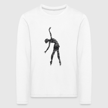 Ballet dancer - Kids' Premium Longsleeve Shirt