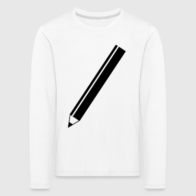 pencil - Kids' Premium Longsleeve Shirt