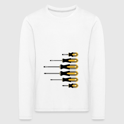 screwdriver - Kids' Premium Longsleeve Shirt