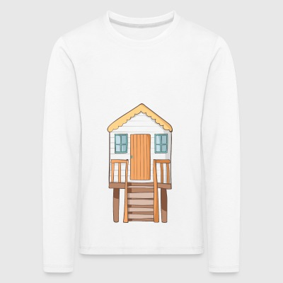 beach 4 - Kids' Premium Longsleeve Shirt