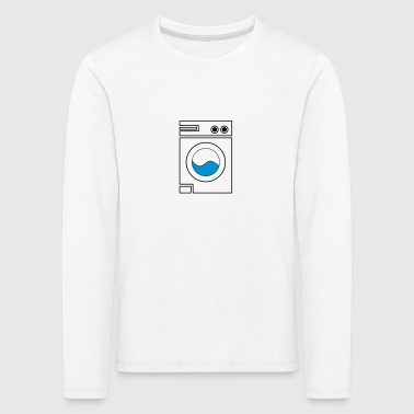 Washing machine - Kids' Premium Longsleeve Shirt