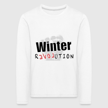 Winter - Kinder Premium Langarmshirt