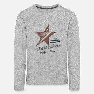Hp HP designs - Kids' Premium Longsleeve Shirt