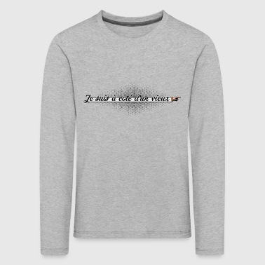Old - Kids' Premium Longsleeve Shirt