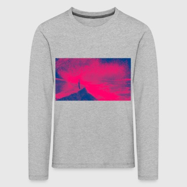 flashed - Kids' Premium Longsleeve Shirt