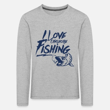 Fisherman fisherman - Kids' Premium Longsleeve Shirt