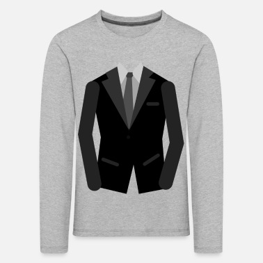 Occasion A suit for every occasion - Kids' Premium Longsleeve Shirt