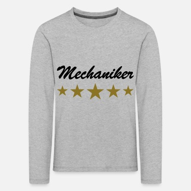 Mechaniker Mechaniker mechanik - Kinder Premium Langarmshirt