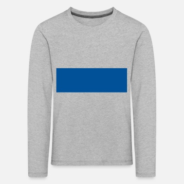 Rectangle Rectangle - T-shirt manches longues premium Enfant