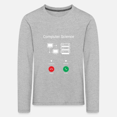 Pc The PC calls - Kids' Premium Longsleeve Shirt