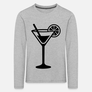 Cocktail Cocktail - Kids' Premium Longsleeve Shirt