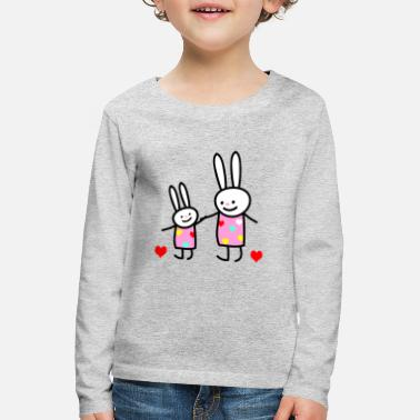 rabbit children - Kids' Premium Longsleeve Shirt