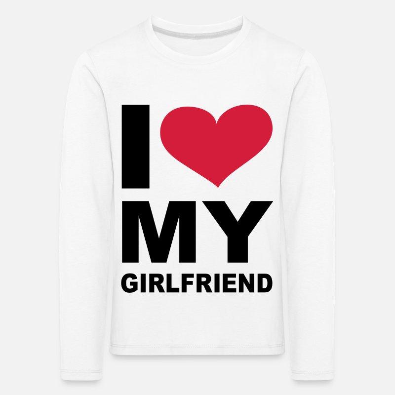 I Love Heart Europe Kids T-Shirt